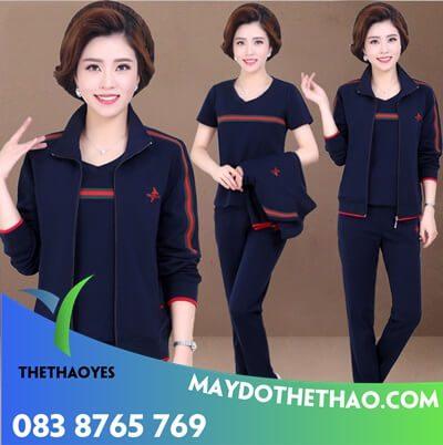 quần áo thể thao nữ tập gym