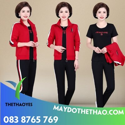 quần áo thể thao nữ tập aerobic