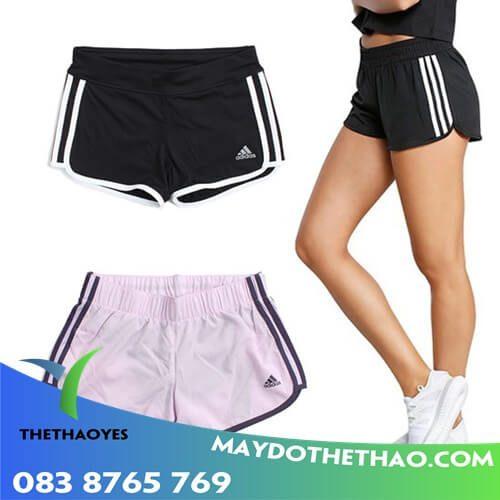 quần lửng thể thao nữ adidas