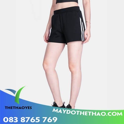 quần short thể thao nữ 2 lớp