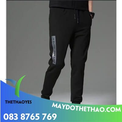 quần thun dài thể thao nam adidas