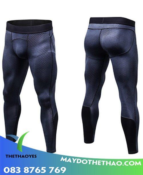 quần legging nam chính hãng