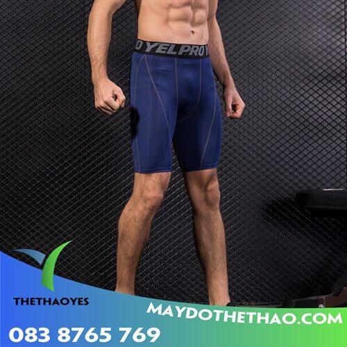 quần legging nam 2 lớp