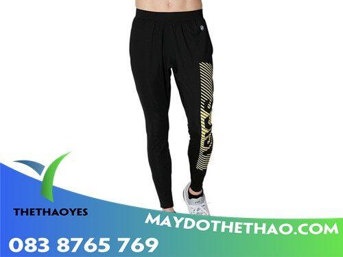 quần legging nam chạy bộ