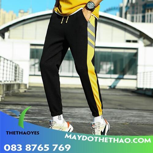 quần thun adidas nam dài