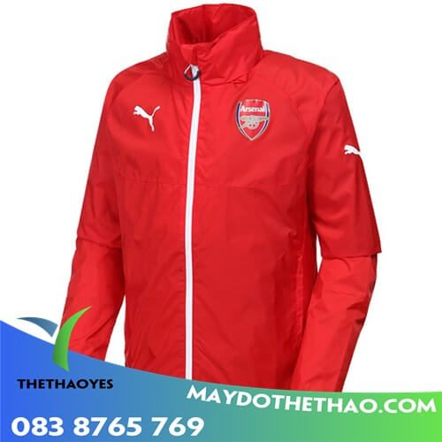 áo khoác nam 2 mặt chống thấm nước
