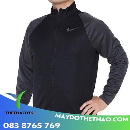 áo khoác thể thao có nón nam