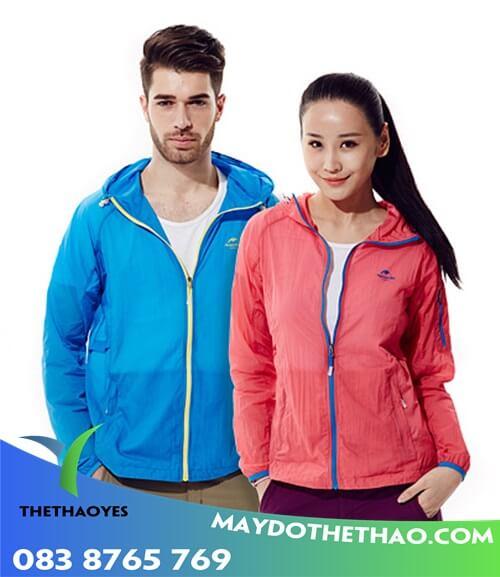 áo khoác thể thao chính hãng