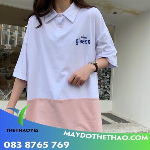 áo thun polo lacoste nữ