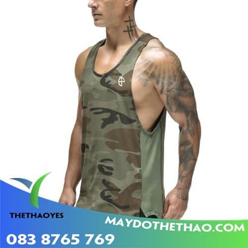 áo tank top nam đi biển giá rẻ