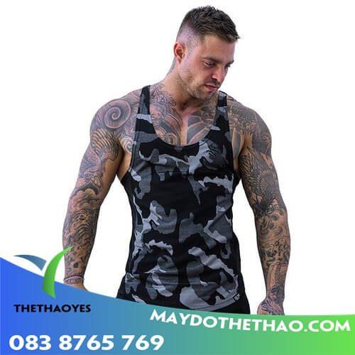 áo tank top nam layer quận 1