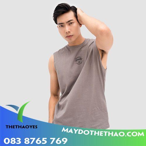 áo tank top nam layer