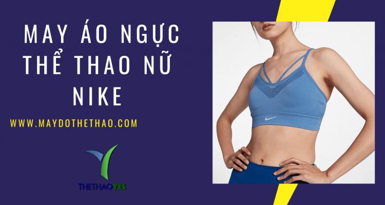 Công ty may áo ngực thể thao nữ nike