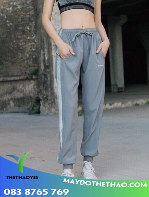 quần jogger nữ adidas